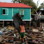 سازمان ملل در مورد فاجعه هشدار داد زیرا دومین طوفان طی دو هفته به آمریکای مرکزی می رسد  